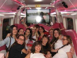 Discobus Limobus para despedidas en Madrid