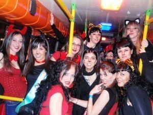 Partybus en Madrid