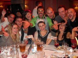 Restaurante de magia y humor en Madrid